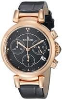 Edox Women's 10220 357RC NIR LaPassion Analog Display Swiss Quartz Watch