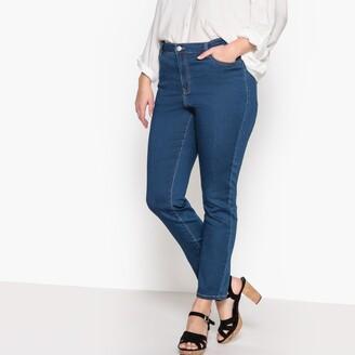"La Redoute Collections Plus Slim Jeans, Length 27"""