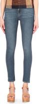 Sandro Pimp mid-rise skinny jeans