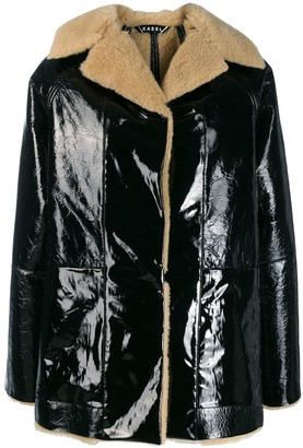 Kassl Editions Reversible Oversized Coat