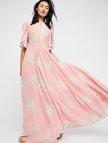 Timo Wildflowers Maxi Dress by at Free People