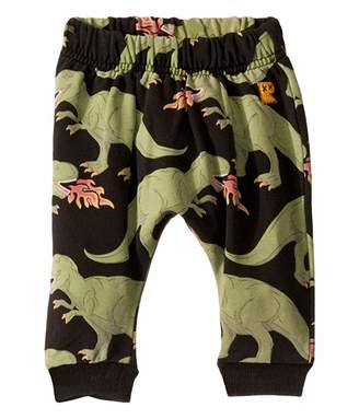 Rock Your Baby Godzilla Drop Crotch Pants (Infant) (Charcoal) Boy's Clothing