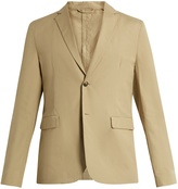 Acne Studios Antibes Pop cotton blazer