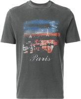 Balenciaga Paris print T-shirt