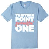 Thirteen Point Freakin' One Funny Half Marathon Soft T-Shirt