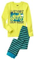 Crazy 8 West Coast 2-Piece Pajama Set