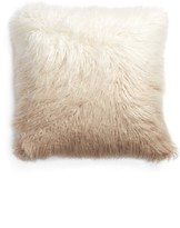 Nordstrom Ombre Faux Fur Flokati Accent Pillow