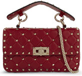 Valentino Quilted leather small shoulder bag