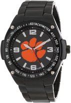 Game Time Unisex COL-WAR-CLE Warrior Clemson Tigers Analog 3-Hand Watch