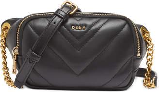 DKNY Vivian Leather Belt Bag