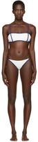 Solid & Striped Off-White The Natalie Bikini