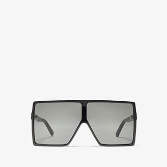 Saint Laurent SL 183 Betty (Black) Fashion Sunglasses