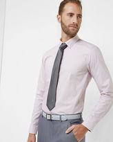 SEASHOR Debonair micro check shirt
