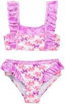 Hula Star Barnum & Bailey 2-Piece Bikini (Toddler & Little Girls)
