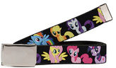 My Little Pony Group Chrome-Buckle Belt