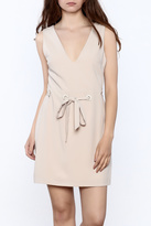 Paper Crane Simple Statement Dress