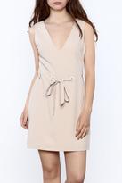 Paper Crane Simple Statement Dress
