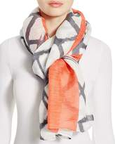 Aqua Graphic Pop Pareo Scarf - 100% Exclusive