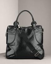 Patent Messenger Bag