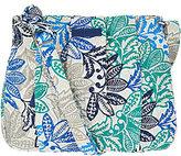 Vera Bradley Signature Print Hadley Crossbody Handbag