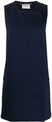 Stella McCartney Front Button Shift Dress