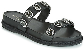 KG by Kurt Geiger MAIDEN women's Mules / Casual Shoes in Black