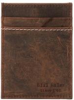 Bill Adler 1981 Crazyhorse Front Pocket Wallet