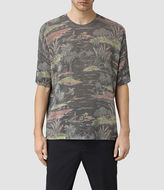 AllSaints Eden Knitted T-Shirt
