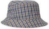 Acne Studios - Checked Canvas Bucket Hat