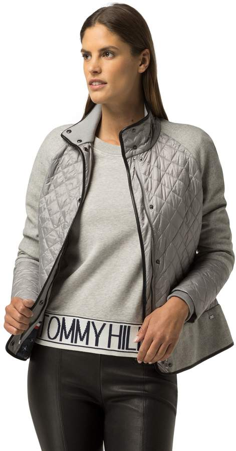 Tommy Hilfiger Quilted Combo Jacket