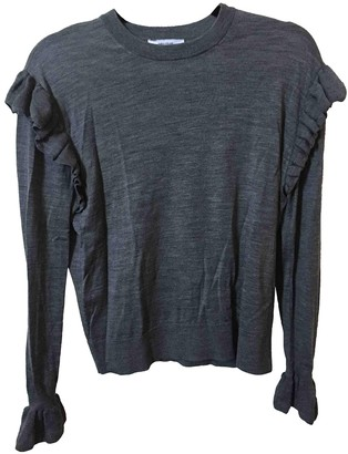 And other stories & & Stories Grey Wool Knitwear for Women