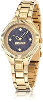 Just Cavalli Just Indie Gold Tone Stainless Steel Women's Watch