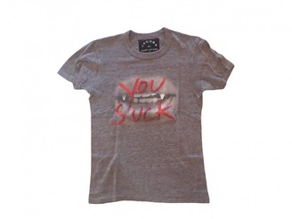 Marc by Marc Jacobs Grey Top for Women