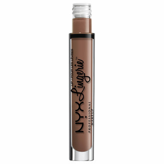 NYX Lip Lingerie Liquid Lipstick (Various Shades) - Honeymoon