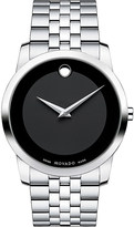 Movado 0606504 museum classic stainless steel watch