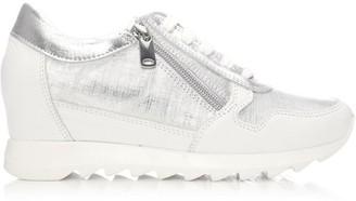 Moda In Pelle Bereti White Leather