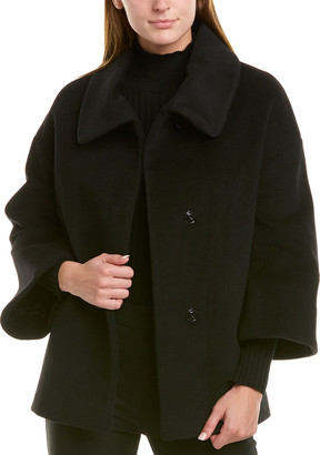 Cinzia Rocca Icons Cinzia Rocca 3/-Length Sleeve Coat