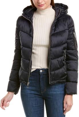 Sage Essential Short Jacket