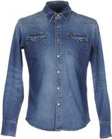 (+) People + PEOPLE Denim outerwear - Item 42585387