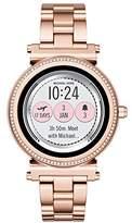 Michael Kors Sofie Touchscreen Smartwatch