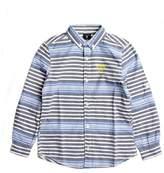 GUESS Long-Sleeve Striped Shirt (8-20)