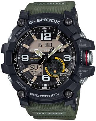G-SHOCK BABY-G G-Shock 'Mudmaster' Ana-Digi Watch, 56mm