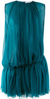 Gianluca Capannolo gathered pleat dress - women - Silk - 40