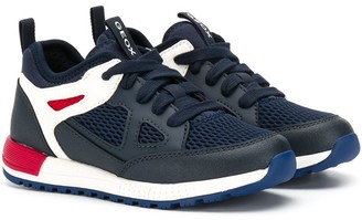 Geox Kids lace up sneakers