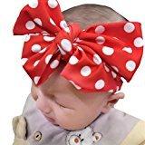 Alonea Multicolor Baby Kids Head Accessories Headband Baby Printed Hairband (A)