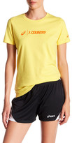 Asics Cross Country Short Sleeve T-Shirt