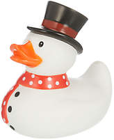 John Lewis Snowman Duck, Multi