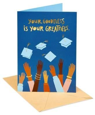 "Carlton Cards ""Greatness Graduation"" Greeting Card"