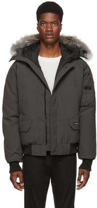 Canada Goose Grey Chilliwack Jacket
