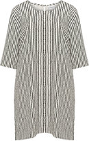 Junarose Plus Size Striped dress